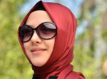 سخنرانی جذاب دختر آمریکایی درباره حجاب