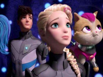 انیمیشن باربی دوبله فارسی Barbie: The Princess and the Popstar 2012