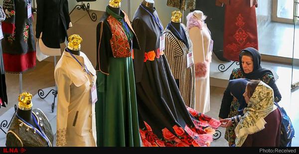 اینفوگرافی دهمین جشنواره مد و لباس فجر سال 1399