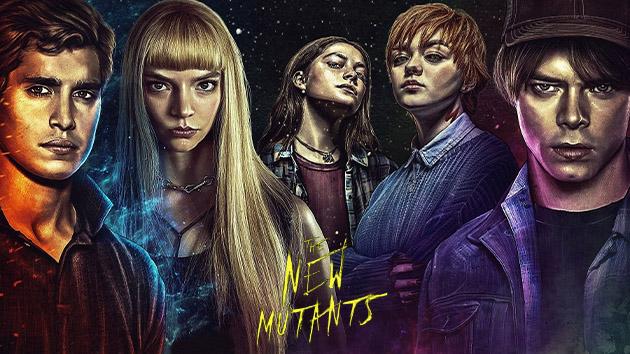 فیلم The New Mutants (2020) جهش یافتههای جدید 2020 با دوبله فارسی