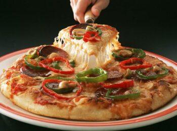 بهترین پیتزای خانگی