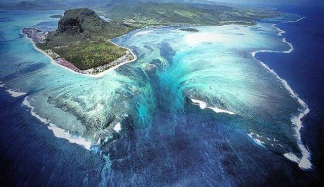 تصاویری زیبا از اقیانوس هند