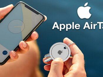 آنباکسینگ ردیاب Apple AirTags