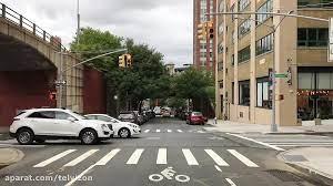 بیست و شش (26) دقیقه رانندگی در بروکلین نیویورک آمریکا