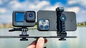 مقایسه دوربین GoPro HERO 10 و iPhone 13 Pro
