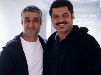 سوراخ کردن شهاب حسینی و سام درخشانی توسط پژمان جمشیدی