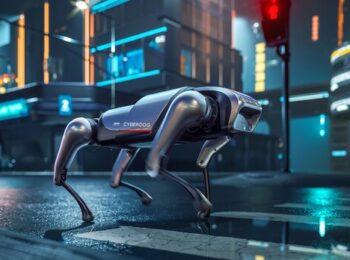 اولین ویدیو رسمی از ربات چهارپای شیائومی CyberDog