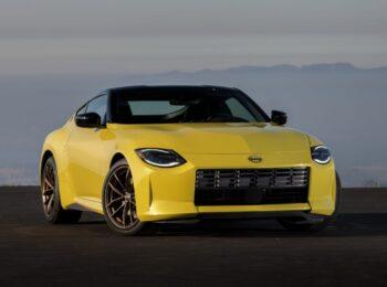 کوپه اسپرت نیسان Nissan Z 2023 معرفی شد