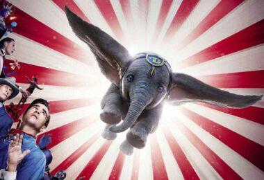 فیلم سینمایی دامبو با دوبله فارسی Dumbo 2019