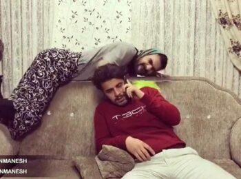 کلیپ طنز جدید هومن ایرانمنش