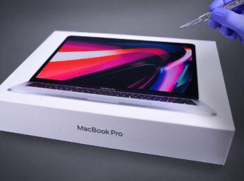 آنباکسینگ M1 iPad Pro