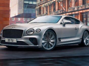 معرفی خودرو 2021 Bentley Continental GTC