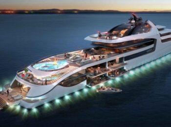 6 تا از لاکچری ترین قایق های تفریحی جهان