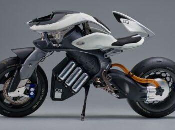 موتور هوشمند یاماها موتورید (MOTOROiD)
